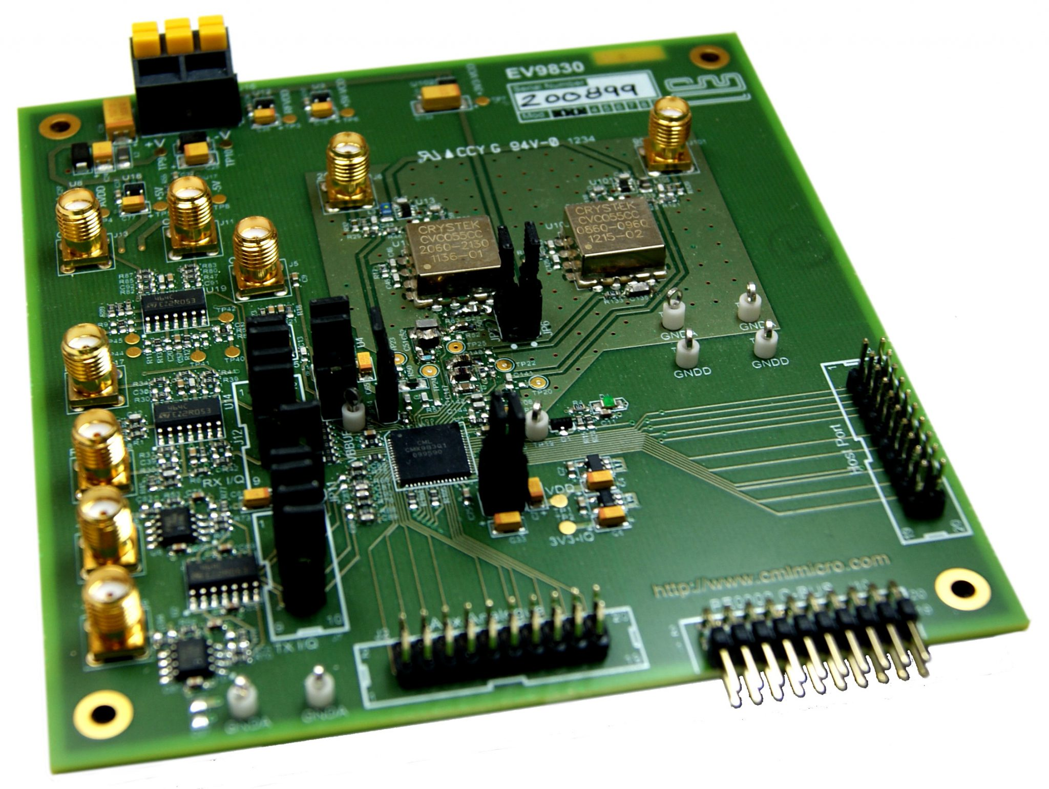 CMX983 - Analogue Front End (AFE) for Digital Radio - CML